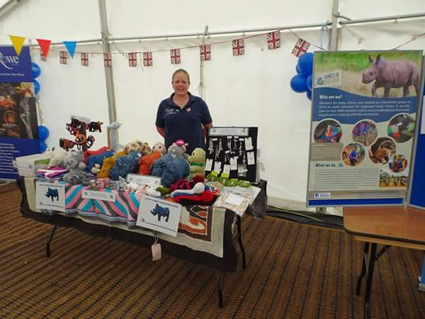 Our fundraiser at Rowe Vets Open Day