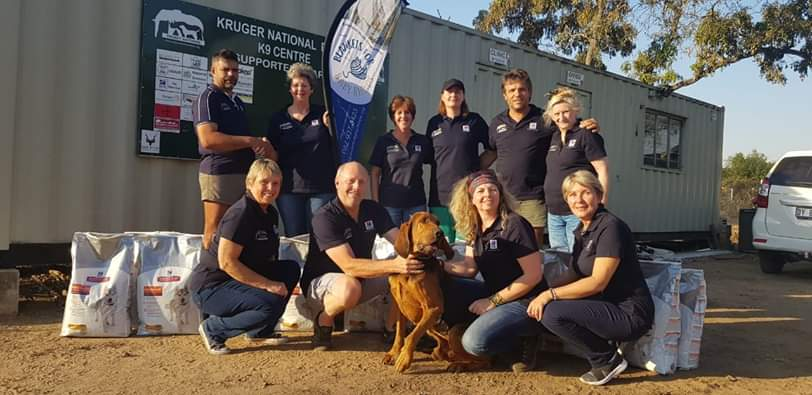 BFBR Supports SANparks Honorary Rangers Feed A Canine Scheme
