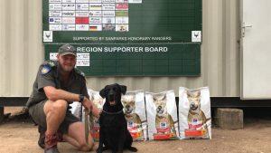 SANparks ranger dog