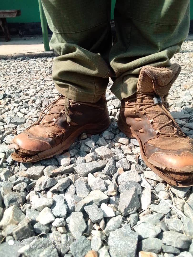 Read more about the article New boots for our rhino guardians